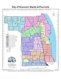 Maps Of Chicago Neighborhoods by Neighborhoods Evanston Wards And Precincts Evanston Now