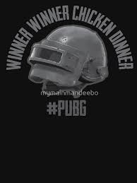 pubg level 3 helmet winner winner chicken dinner level 3 helmet unisex t shirt by