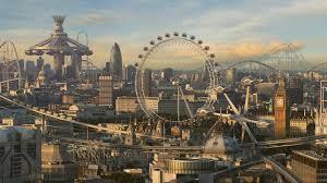 futuro ciudad paisajes fondo fondos de pantalla otro 110411