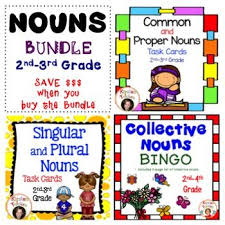 common proper singular plural and collective nouns bundle