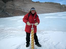 about ice cores drilling ice cores
