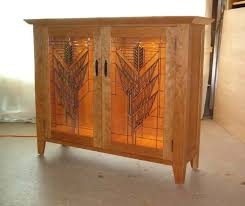 Custom Made Bedroom Furniture Frank Lloyd Wright And Stickley Inspired Beds Nightstands