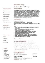 it project manager resume manager skills resume cool software project manager resume exle