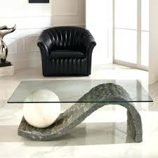 stone and glass coffee table savona dining table masters mind com