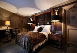 chambre à coucher rustique davaus chambre a coucher rustique avec des idées