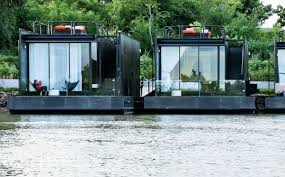 Airbnb Houseboat by Houseboats Take Comfortable Living To The Open Waters