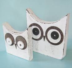 scrap wood owls omg i so want to make these i owls