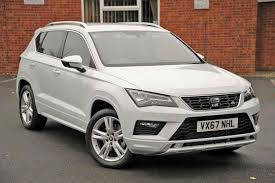 seat ateca used seat ateca for sale listers