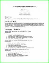 doc 550712 insurance agent resume u2013 agent resume example 78