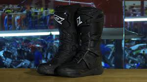 oneal motocross boots o u0027neal racing element motorcycle boots review youtube