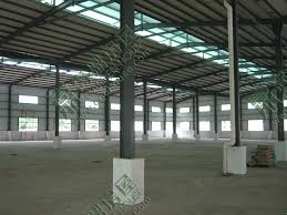 prefab warehouse