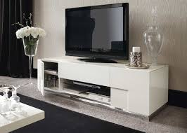 White High Gloss Computer Desk by Canova Entertainment Center By Alf Furniture Alf Entertainments