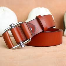 belt buckle allergy genuine leather men belt picture more detailed picture about