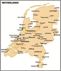 netherlands map cities beyond amsterdam 7 amazing cities not to miss on your