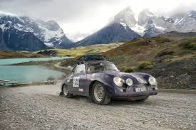 porsche rally 1958 356a coupe rally car gantspeed engineering