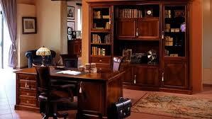 scrivanie stile antico stile arredo ufficio antico legno calore eleganza