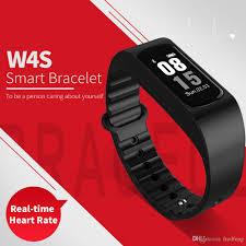 bracelet heart monitor images Hi move w4s smart bracelet heart rate monitor sports tracker body jpg
