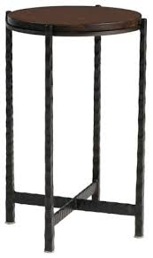 Wrought Iron Patio Side Table Side Table Wrought Iron Side Table Outdoor Nash Round Drink