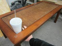 Lit Coffee Table Replace Glass Coffee Table Top With Wood The Glass Costs Me P1800