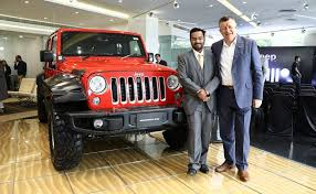 jeep dealers jeep india s dealership inaugurated in ahmedabad 9 more by