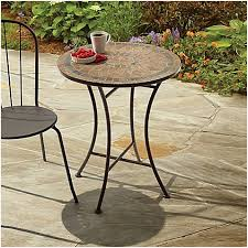 Tile Bistro Table Mosaic Tile Bistro Table Outdoor Mosaic Bistro Table Bed