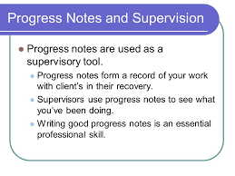 documenting the recovery journey in progress notes essential