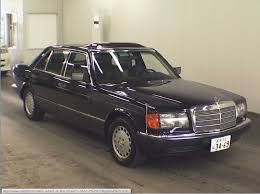 mercedes benz 560sel 1 owner japan with service historyauto trader
