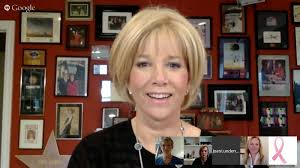 how to cut joan lundun hairstyle recent alive with joan lunden