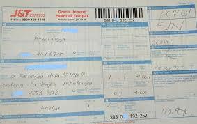 Cek Resi Cek Resi J T Express Tracking Cepat Dan Mudah 2018 Cekresi