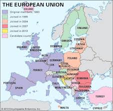map of all the countries in europe facts geography and history britannica