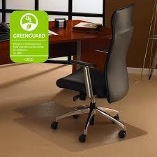 amazon com floortex ultimat polycarbonate chair mat for carpets
