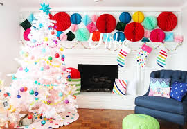 background decoration for birthday party at home amusing stage decoration for christmas party photos best
