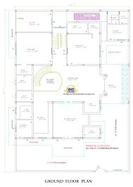 indian home design with plan 5100 sq ft home appliance