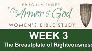 armor of god week 3 the breastplate of righteousness on vimeo