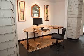 handmade custom computer desk by keaau fine art custommade com
