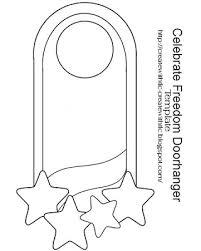 door knob hangers template free door locks and knobs