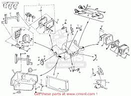 yamaha g2 gas golf cart wiring diagram wiring diagram and