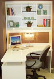 corner desk with bookshelf 6270