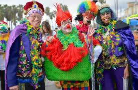 mardi gras parade costumes great times had at the 16th annual venice mardi gras parade