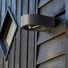 outdoor lighting wall ls buy paulo outdoor led wall lighting by nordlux the worm that
