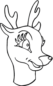 baby deer coloring pages clipart panda free clipart images