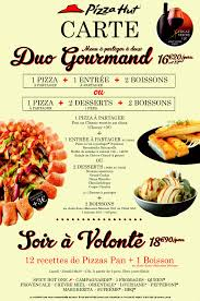Dominos Pizza Compiegne by Restaurants Pizza Hut Carte Restaurant