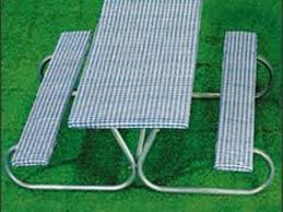 picnic table cover set 53 3 piece picnic table cover set picnic table cover ebay