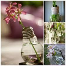 Flower Light Bulbs - light bulb can you recycle light bulbs inspiring ideas creative