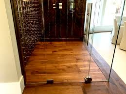 Wine Cellar Floor - creating an all glass wine cellar or room the glass shoppe a