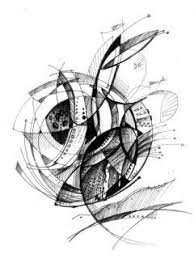 best 25 abstract pencil drawings ideas on pinterest rhino
