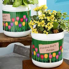 personalized flower pot s garden personalized flower pot