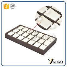 necklace pendant display images Wooden stackable pendant display tray jewelry display tray jpg
