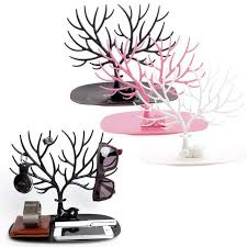 necklace organizer stand images Vogue jewelrynecklace earring deer stand display organizer holder jpg