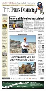 the union democrat 08 18 2015 by union democrat issuu